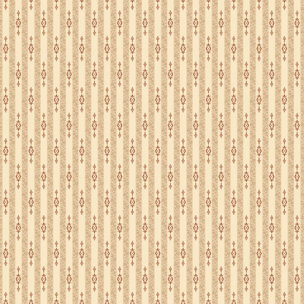 Old 1940s Home Style Vintage Wallpaper Backdrop Decoration