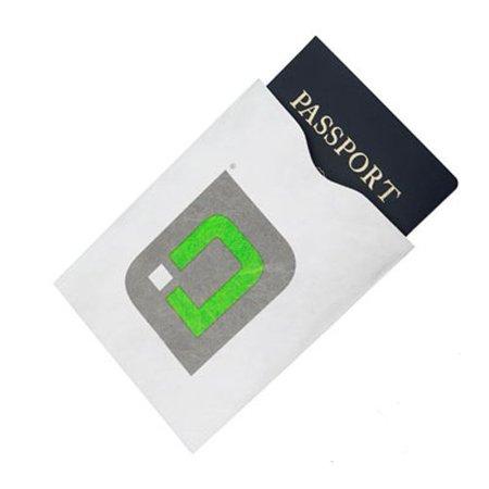 identity stronghold rfid blocking secure sleeve case for passport. Black Bedroom Furniture Sets. Home Design Ideas