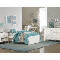 Hillsdale Pulse Platform Bed, Multiple Sizes and Colors