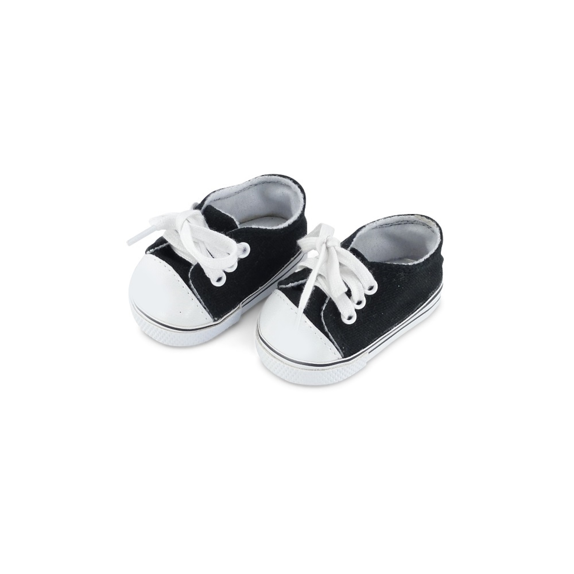 18 inch Girl Doll Shoes Sneakers White Slip-on Slides American seller NEW
