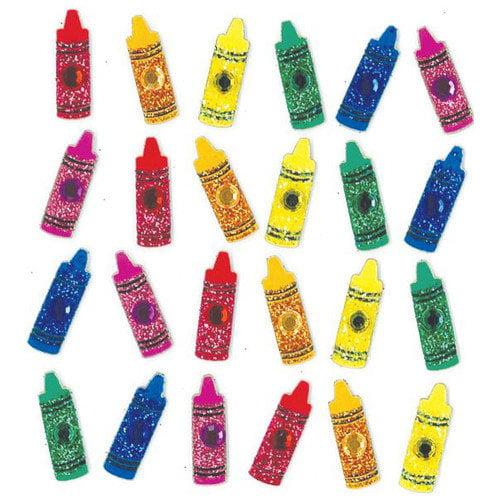 Jolee's Boutique Repeats Lilttle Crayon Stickers