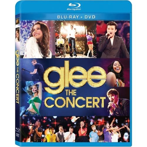 Glee: The Concert Movie (Blu-ray + DVD) (Widescreen)