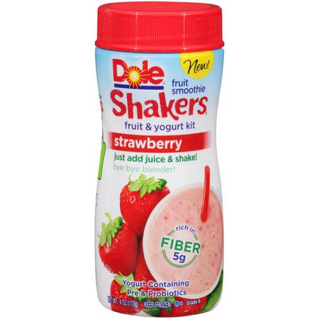 Dole Smoothie Shakers® - Strawberry