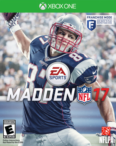 Madden Nfl 17 Electronic Arts Xbox One 014633733822