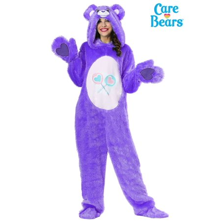 Care Bears Adult Classic Share Bear Costume - Toddler Care Bear Costume