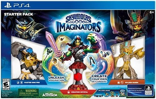 Skylanders IMaginators: Starter Pack for PlayStation 4 by ACTIVISION CLASSICS