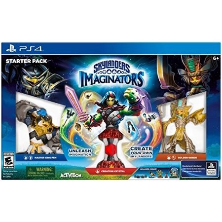 Activision Skylanders Imaginators: Starter Pack for PlayStation 4](Skylander Crusher)