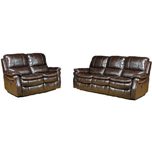 Hanover Napa 2-Piece Set: Reclining Sofa and Reclining Loveseat
