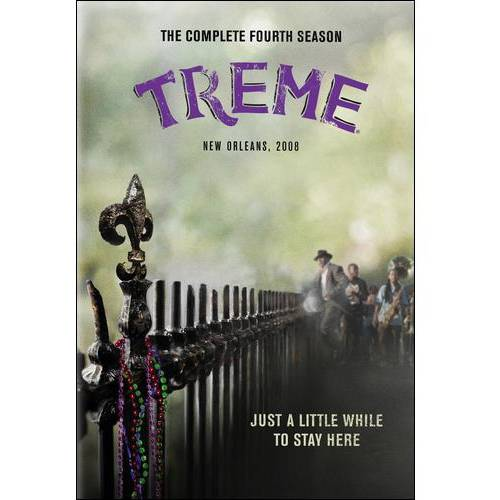 Treme: The Complete Fourth Season (Widescreen)
