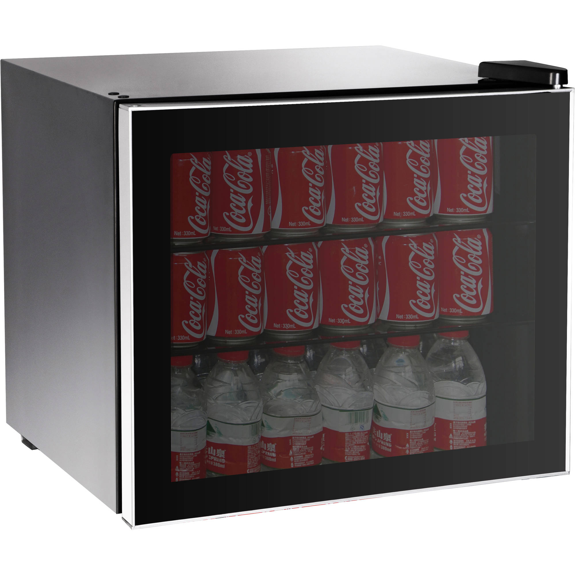 Igloo 70-Can or 14-Bottle Adjustable Beverage Center with Silver Trim