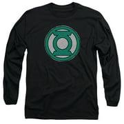 Green Lantern Hand Me Down Mens Long Sleeve Shirt