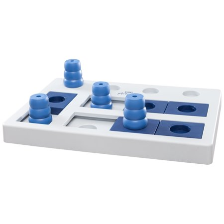 TRIXIE Pet Products Chess Dog Activity, Strategy Game ()