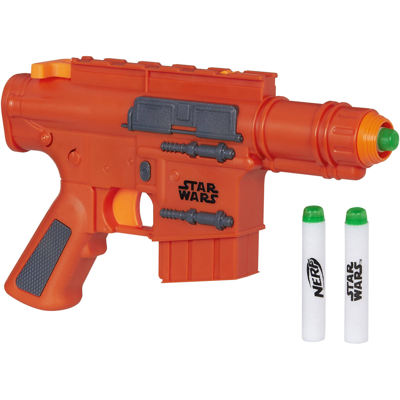 Image is loading Star-Wars-Rogue-One-Glowstrike-Nerf-Gun-Toys-
