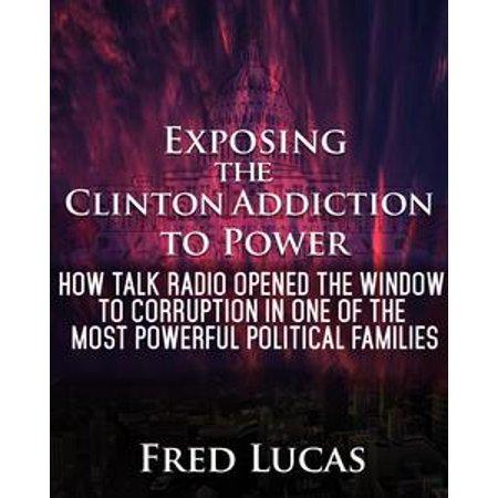Exposing Clinton Addiction to Power - eBook