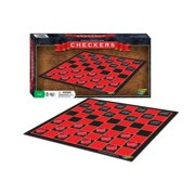 Family Traditions Checkers - Board Game by Continuum Games (1604)
