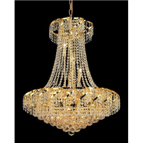 Elegant Lighting Belenus 15 Light Chandelier