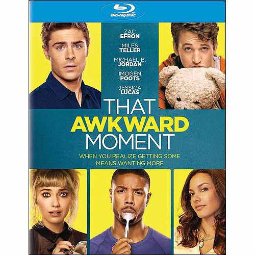 That Awkward Moment (Blu-ray + Digital HD) (With INSTAWATCH) (Widescreen)