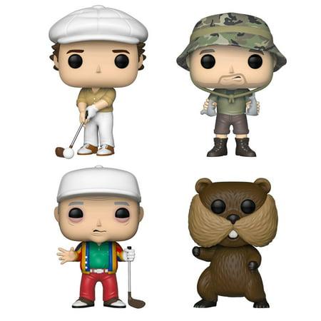 Funko POP! Movies Caddyshack - Ty, Al, Carl, Gopher](Caddyshack Gopher)