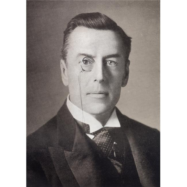 Posterazzi DPI1872839 Joseph Chamberlain 1836 to 1914 Influential British Businessman, Politician, & Statesman From The Book South Africa & The Transvaal War, Volume 1 by Louis Creswicke P - image 1 de 1