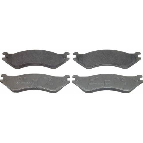 Disc Brake Pad Set-SevereDuty Disc Brake Pad Rear Wagner SX702A