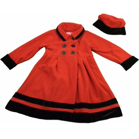 One-pieces Dress Size 18 Months Baby Girl Two Piece Set Coat