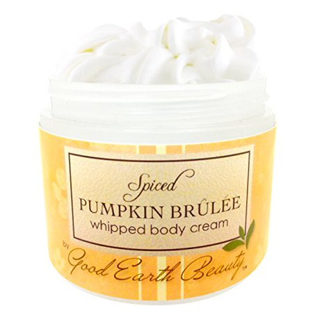 (Body Cream Pumpkin Brulee Natural By Good Earth Beauty)