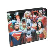 Kids' DC Comics Justice League Bifold Wallet
