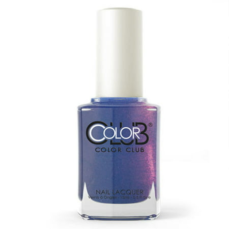 Color Club Nail Lacquer # AN29, Bell Bottom Babe, 0.5 oz