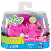 """Zhu Zhu Pets - Sophie, Furry 4"""" Hamster Toy with Sound and Movement"""