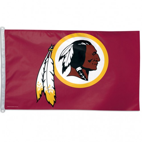 3' x 5' Flag - Washington Redskins
