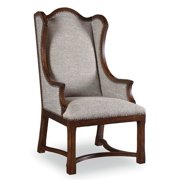 Upholstered Arm Chair - Set of 2