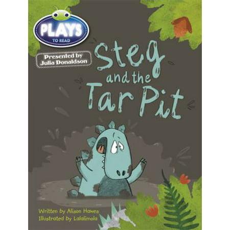 Julia Donaldson Plays Steg and the Tar Pit (Blue)