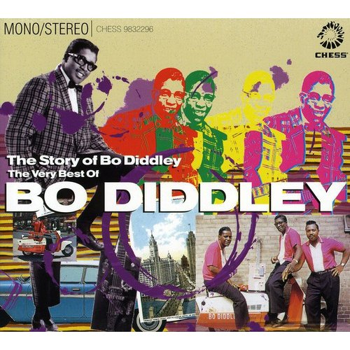 Story Of Bo Diddley: Very Best Of (Eng)