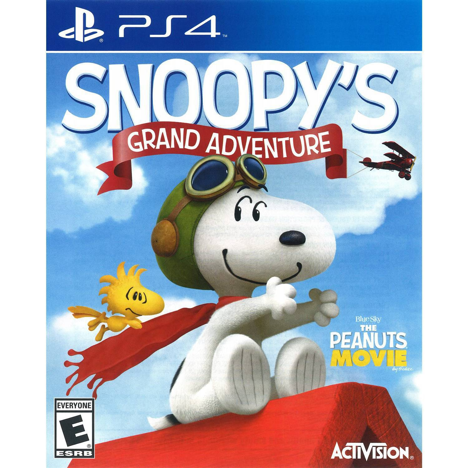 The Peanuts Movie: Snoopy's Grand Adventure (PS4)