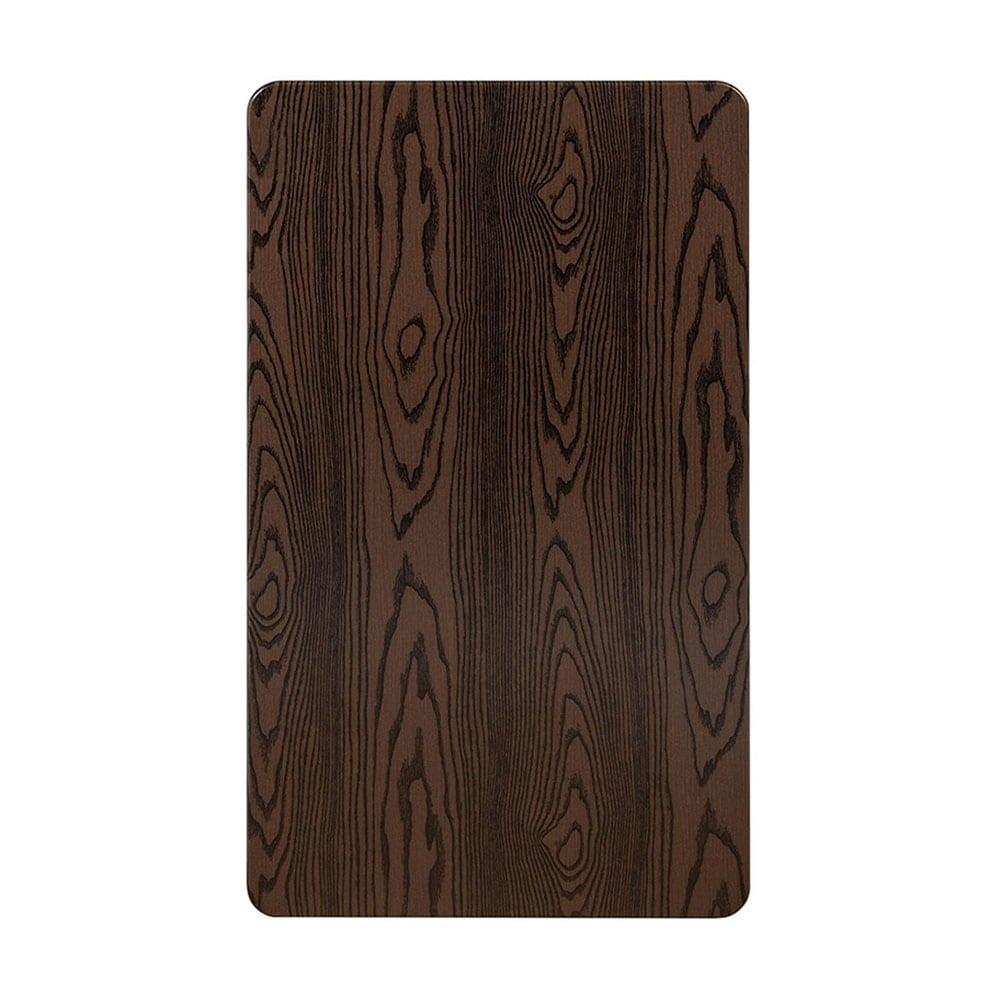 """Offex  24"""" x 42"""" Contemporary Rectangular Rustic Wood Laminate Table Top"""