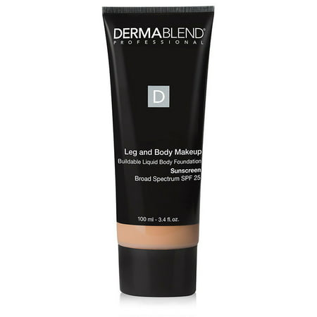 Dermablend Leg and Body, Light Beige (Formerly Beige), 3.4