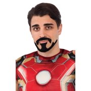 Avengers 2 Tony Stark Moustache and Goatee