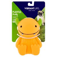 Vibrant Life Playful Buddy Latex Monster Dog Toys