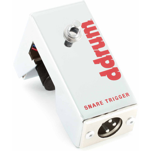ddrum Chrome Elite Dual Snare Trigger by ddrum