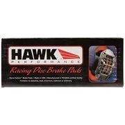 Hawk 06-10 Chevy Corvette (OEM Pad Design) Rear HP+ Sreet Brake Pads