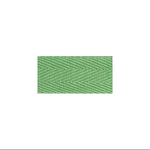 "100% Cotton Twill Tape 2""X55 Yards-Green"