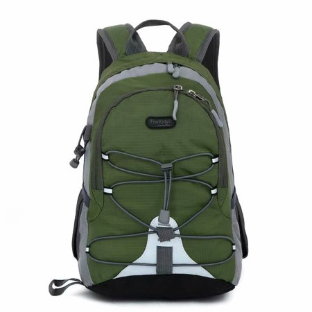 Clearance! Free Knight FK0611 Waterproof Nylon Mini Sports Backpack for Kids Army - Clearance Backpacks