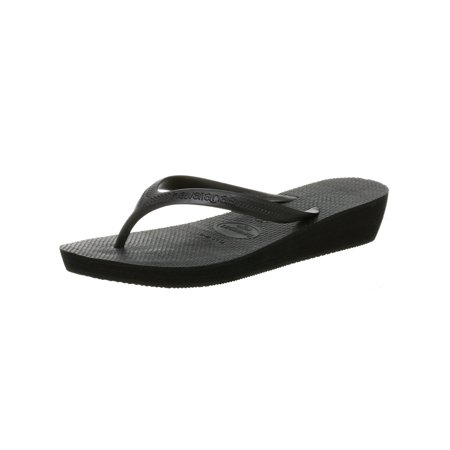 Havaianas Womens High Light Rubber Open Toe