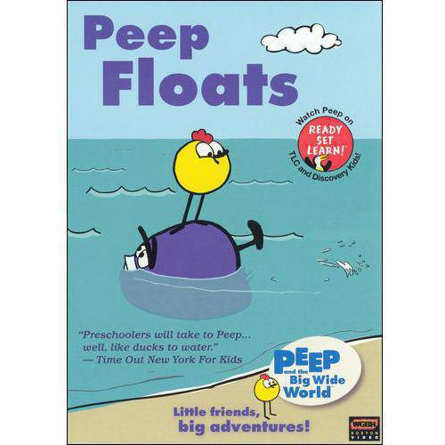 Peep And The Big Wide World: Peep Floats