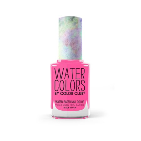Color Club Water Colors Non-Toxic Nail Color, You're So