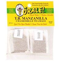 Lisy Orale!  Tea Bag, Chamomile, 8 ea