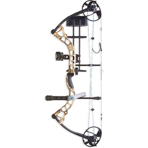 Diamond Archery Infinite Edge Pro Bow Package, 5-70#