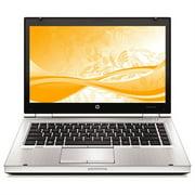 Refurbished HP EliteBook 8460p Intel i7 Dual Core 2700 MHz 320Gig Serial ATA HDD 8192mb DVD ROM 14.0? WideScreen LCD Windows 10 Professional 64 Bit Laptop Notebook