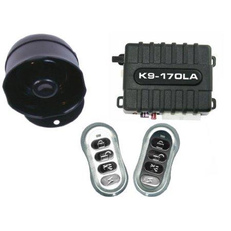 excalibur k9170la keyless entry and car alarm security. Black Bedroom Furniture Sets. Home Design Ideas