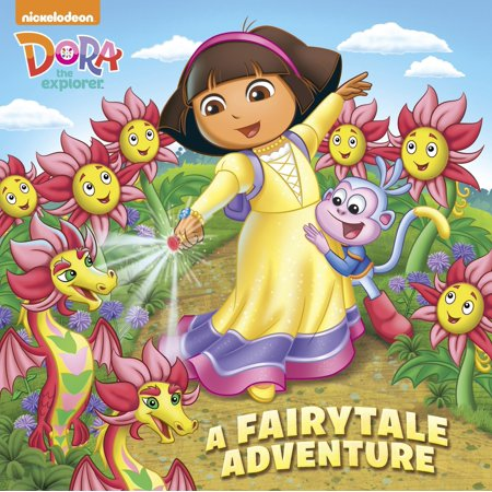 - A Fairytale Adventure (Dora the Explorer)